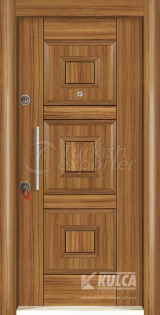 Z-9068 (Exclusive Steel Door)